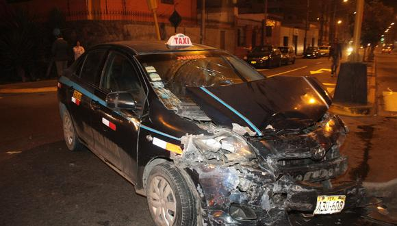 Tres personas casi mueren en un accidente en Magdalena