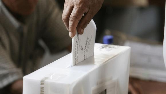 Los Elecciones 2021 se realizaron el domingo 11 de abril. (Foto: ONPE)