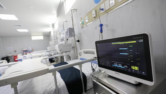 EsSalud estima atender a 322 pacientes al mes, de los cuales 58 serán atendidos en la Unidad de Cuidados Críticos (UCI/UVI/Aislados), lo que representa un incremento del 100% en la capacidad de atención (Foto: EsSalud)