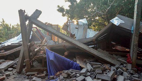 Indonesia: Terremoto de 6.4 grados deja al menos 14 muertos y más de 40 heridos (VIDEO)