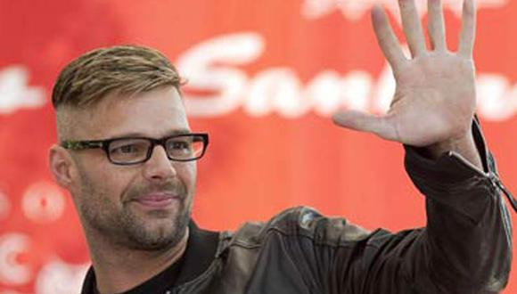 Cardenal pide a Ricky Martin que no promueva la homosexualidad