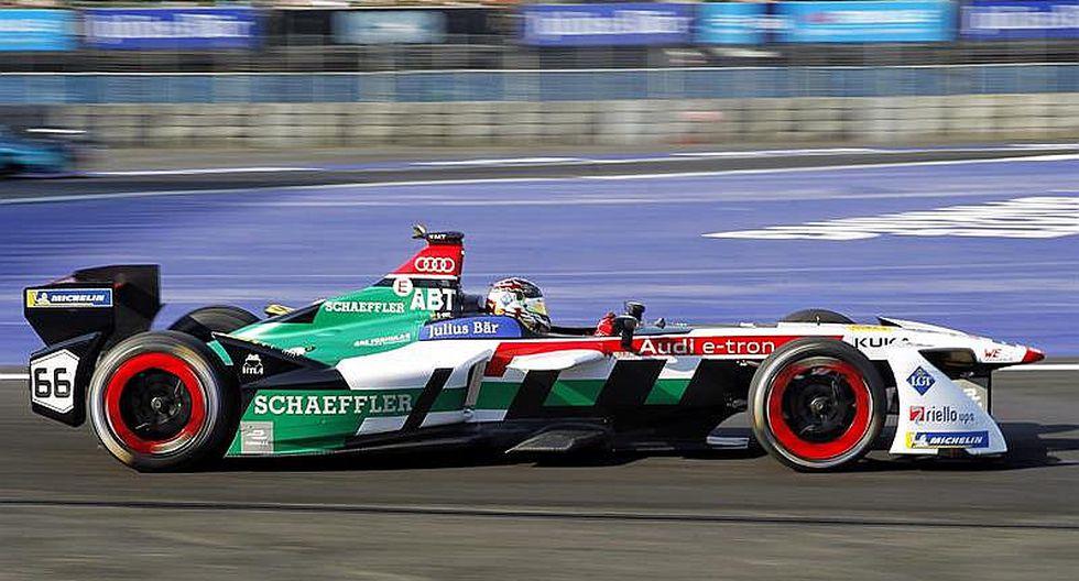 Fórmula E: Daniel Abt vence en México y Vergne sigue puntero
