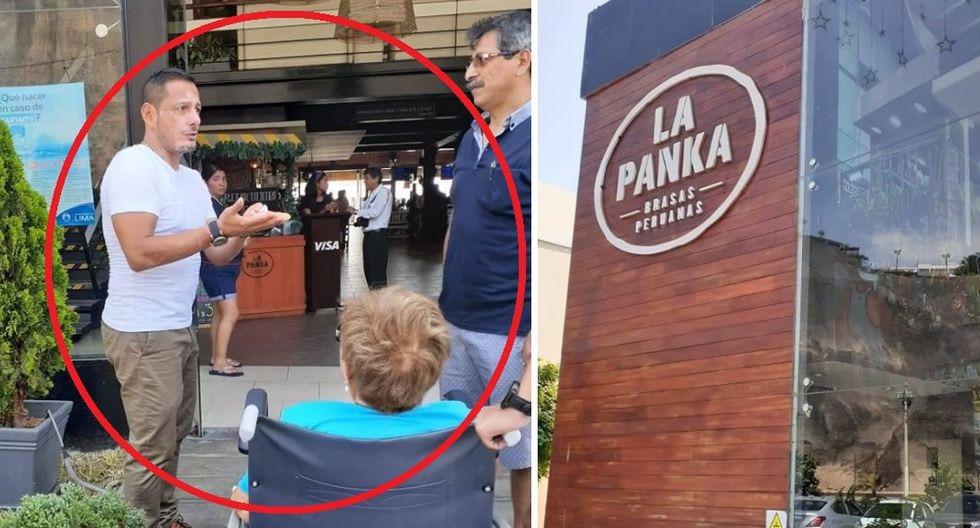 La Panka tomará medidas legales contra el gerente del local de la Costa Verde. (Foto: Facebook de José Carrión Cabrera)