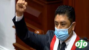 """Guillermo Bermejo juramenta por """"la patria socialista y la Asamblea Constituyente"""""""