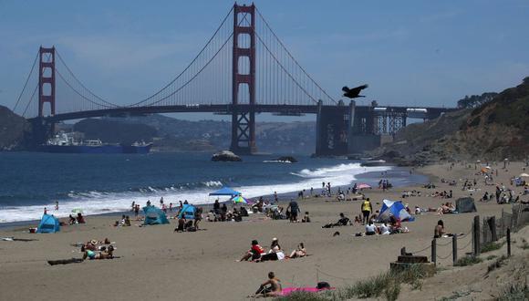 California tiene una fuerte economía y congrega a un alto porcentaje de personas adineradas, pero también gran desigualdad. (Foto: AFP)