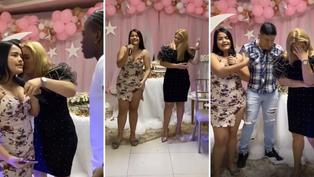 Viral: Jovencita organiza fiesta para desenmascarar infidelidad