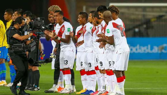 """Gareca ante el mal momento de la Selección Peruana : """"lo primero es salir de las últimas posiciones"""" (Foto: GEC)"""