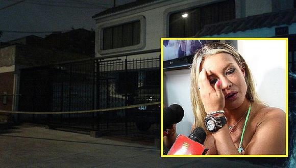 Leslie Shaw: le golpean en la cabeza y se llevan su carro en pleno asalto (VIDEO)