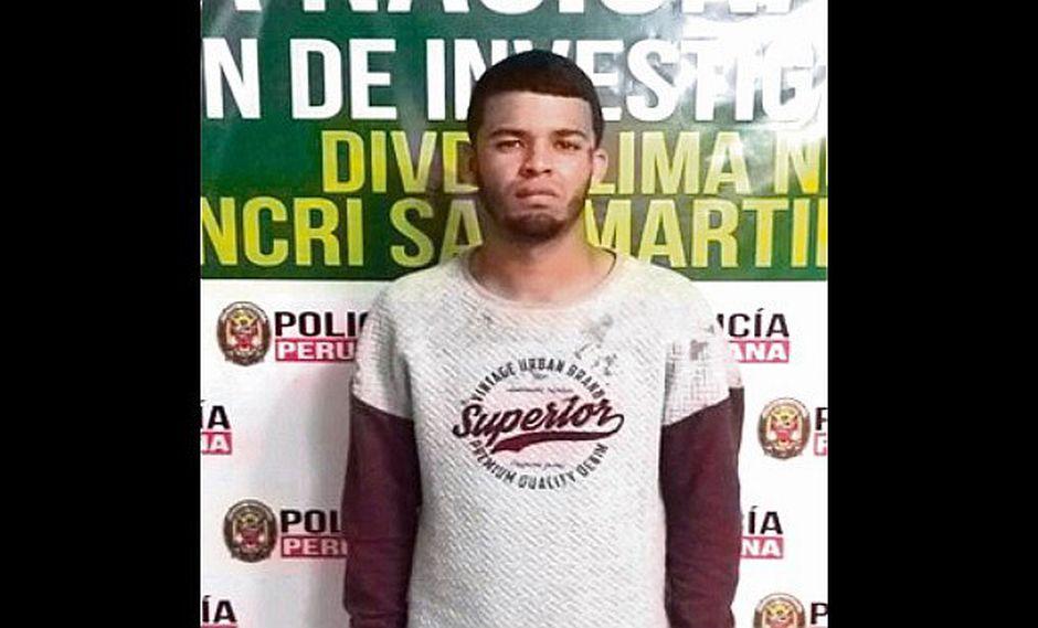 Grupo de extranjeros asalta a un hombre, pero uno de ellos es detenido por la policía