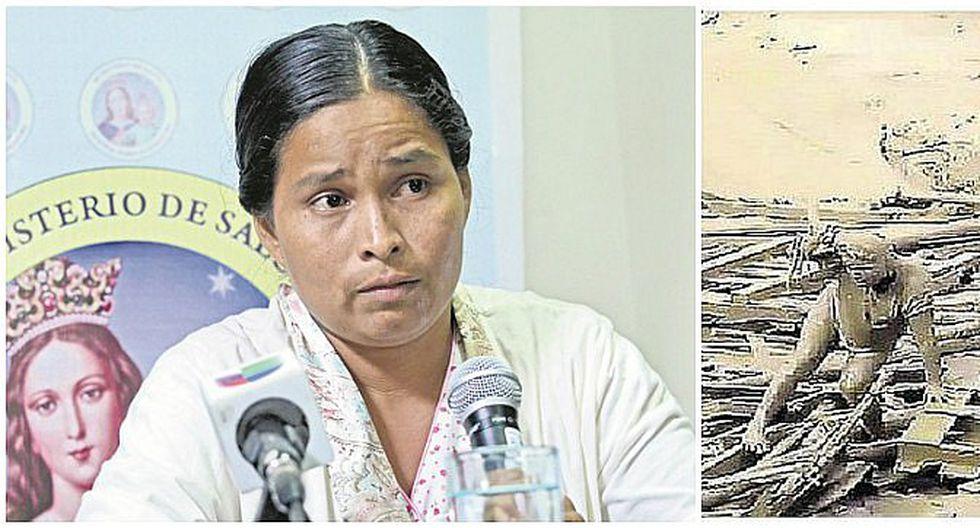 Evangelina Chamorro vive una pesadilla a meses de sobrevivir durante huaico de Punta Hermosa