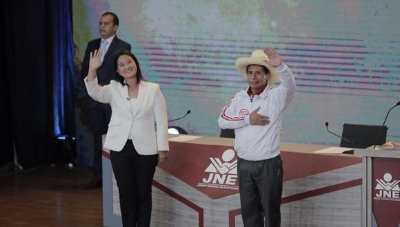 El debate se celebró en la ciudad de Arequipa. (Foto: Leandro Britto | GEC)