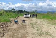 Hallan pista clandestina utilizada por narcotraficantes en Tocache | VIDEO