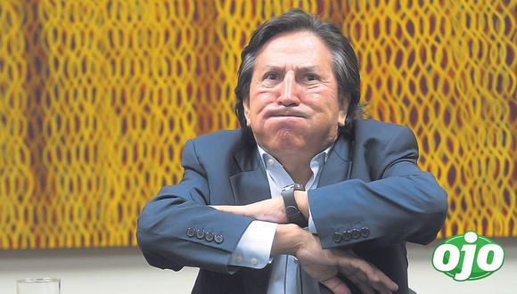 El juez federal Thomas Hixson evaluó las causas por las cuales se pide extraditar a Alejandro Toledo. (Foto: Archivo GEC)