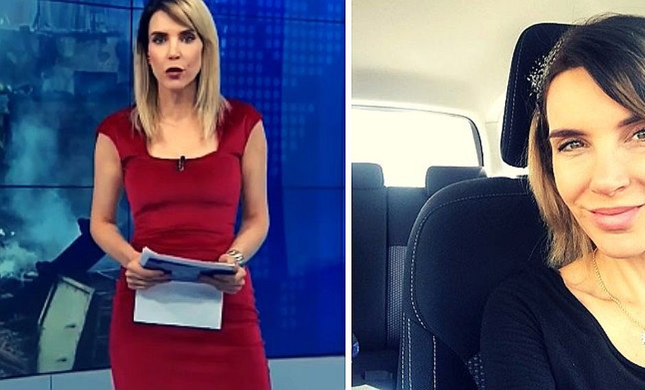 Juliana Oxenford explica su ausencia en noticiero de Latina (FOTO y VIDEO)