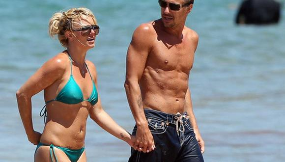 Britney Spears pasó un 'romántico' fin de semana en México