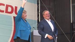 Alemania: Angela Merkel y Scholz intentan movilizar electores ante comicios impredecibles