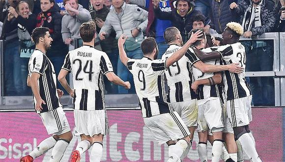 Dudoso penal de Dybala da triunfo a Juventus ante Milan