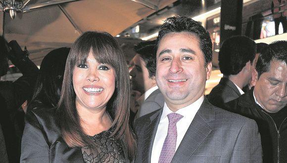Magaly Medina contrató a este exclusivo grupo extranjero para su matrimonio