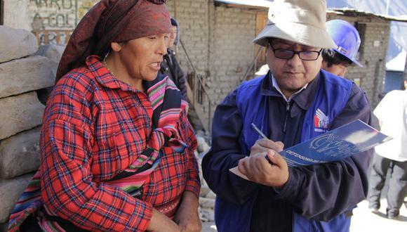 Trabajadores de comunas de Huancavelica, Tumbes, Áncash, La Libertad y Piura figuran entre los beneficiarios. (Foto: Defensoría del Pueblo)