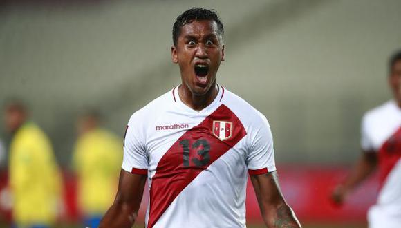 Renato Tapia será una de las piezas claves de la Selección Peruana ante Bolivia y Venezuela (Foto: AFP)