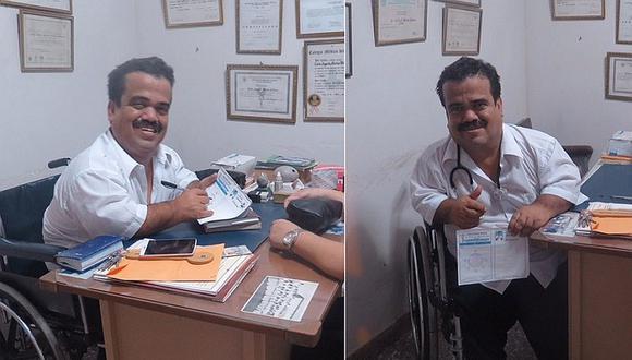 """""""El médico de los pobres"""" y su historia de lucha:  He conseguido todo y soy muy feliz [FOTOS]"""