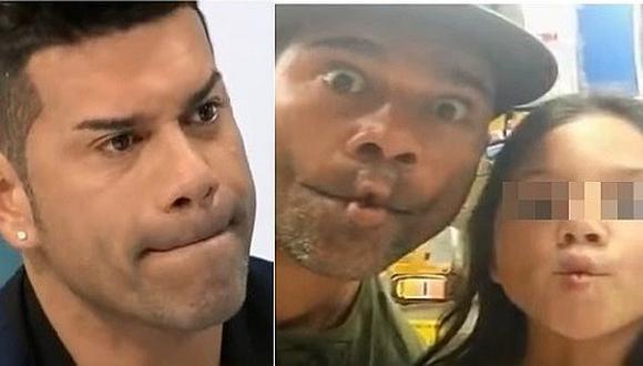 Carlos 'Tomate' Barraza recibe emotiva sorpresa de su pequeña hija (VIDEO)