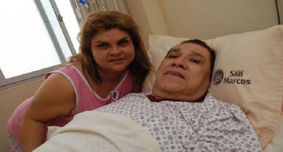 'Gordo' Casaretto: Su esposa asegura que lo han abandonado