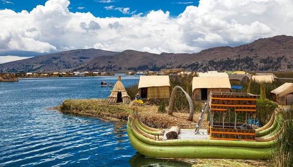 Puno: Lago Titicaca obtiene la Jerarquía 4, máxima distinción de un recurso turístico en el mundo (Foto: Gore Puno)
