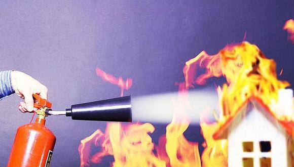 Siete consejos para prevenir un incendio en casa