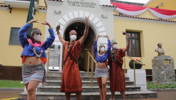 Eventos serán al aire libre y contarán con los protocolos de bioseguridad frente a la pandemia por COVID-19. (Foto: Municipalidad de San Isidro)