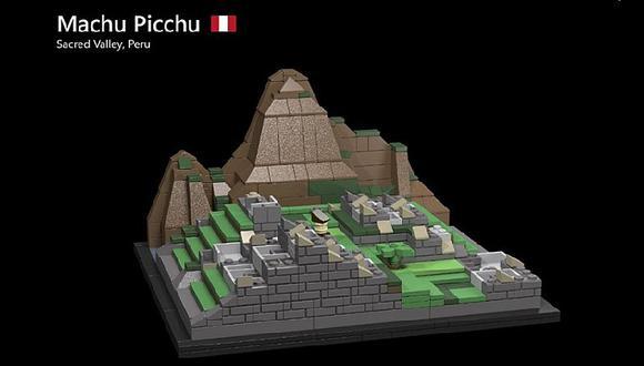 Lego: descubre cómo votar para que Machu Picchu tenga su propio set