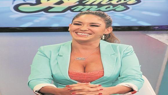 Tilsa Lozano compara post publicado por esposa del 'Loco' Vargas con las de Florcita [VIDEO]