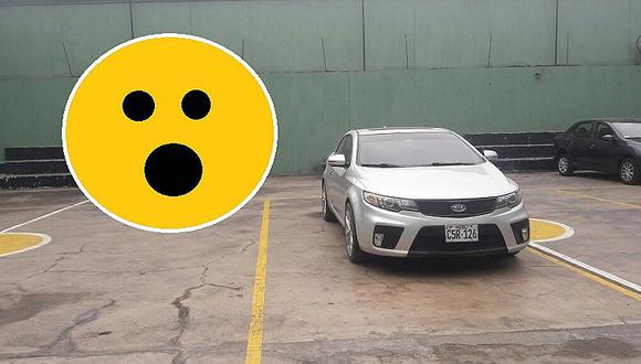 La Molina: Policía encuentra auto con 40 mil dólares en su interior (FOTO)