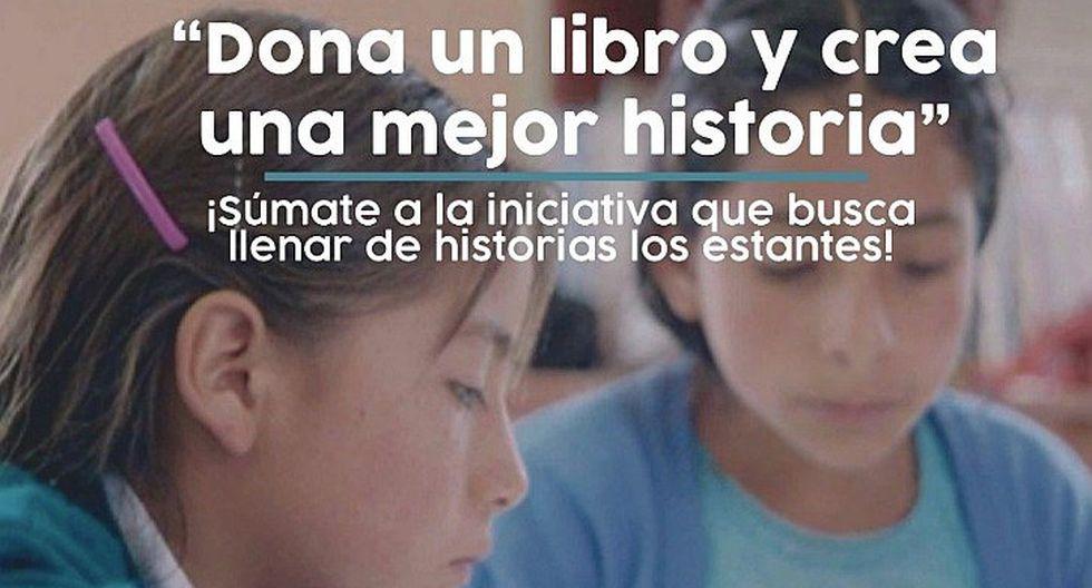Iniciativa busca implementar biblioteca a niños de asentamientos humanos en Villa El Salvador