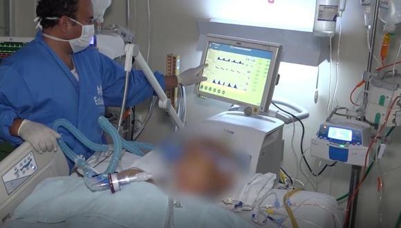 EsSalud Lambayeque refuerza sus hospitales con 51 camas UCI para pacientes con COVID-19 y otras enfermedades (Foto: EsSalud)