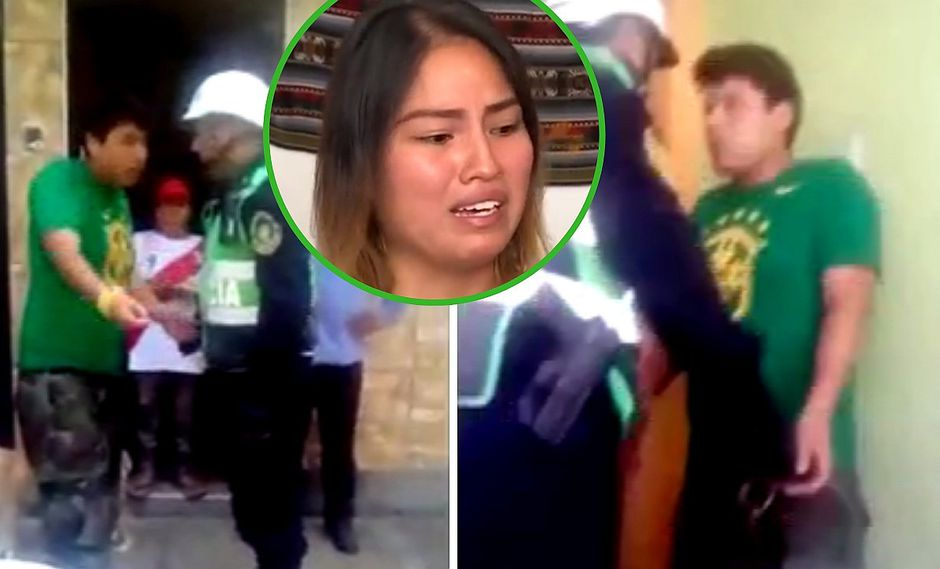 Sujeto intenta asesinar a expareja frente a su hijo (VIDEO)