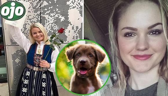 Enfermera fallece tras rescatar a un cachorro de perro abandonado en su viaje