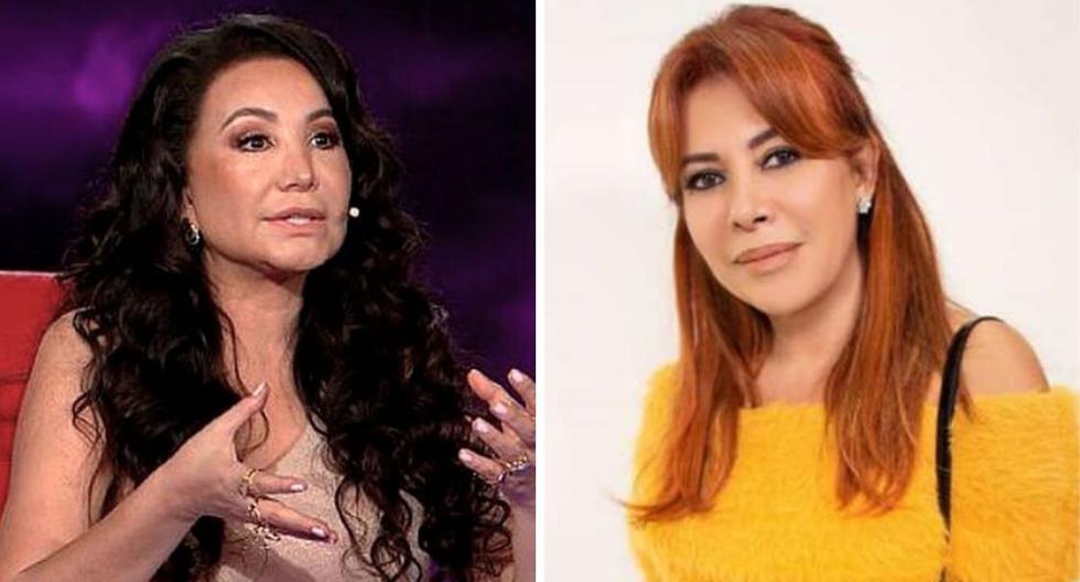 Magaly Medina: Janet Barboza arremete contra la Urraca por ...