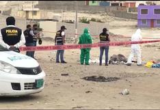 Arequipa: asesinan a adolescente de 16 años y arrojan su cadáver a un pozo de agua