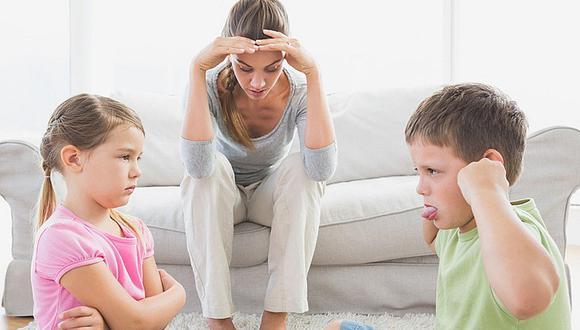 Cuidar a los hijos cansa más que trabajar ¡La ciencia lo confirma!