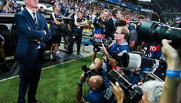 """Cantona: Leicester trató a Ranieri """"como a un perro con pulgas"""""""