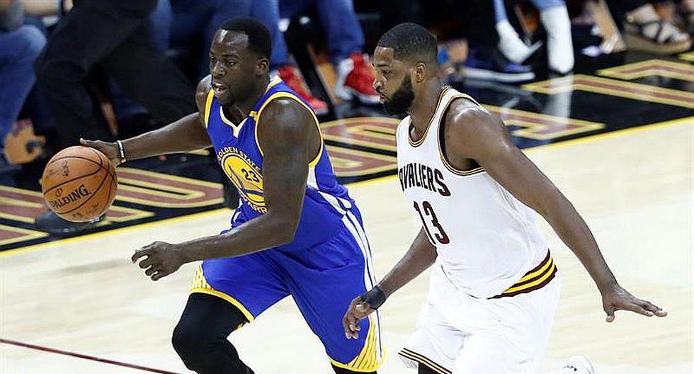 NBA: Draymond Green jugará con Warriors quinto juego y cambia la historia