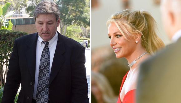 Britney Spears: Su padre asegura que le encantaría poder terminar su tutela . (Foto: Valerie Macon / AFP)