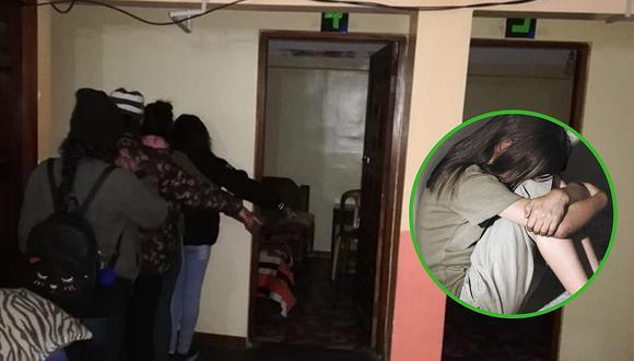 """Cae """"la perucha"""", adolescente peruana que lideraba red de prostitución de menores en Bolivia"""