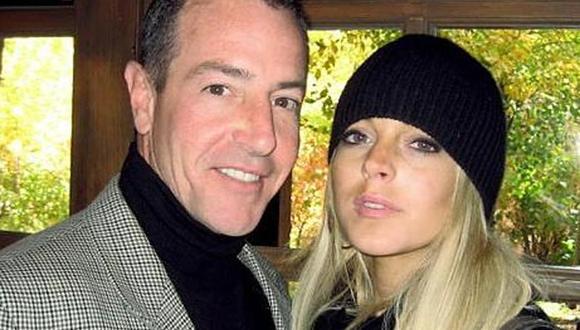 "Padre de Lindsay Lohan: ""Me siento muy orgulloso de ella"""