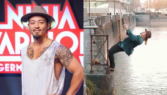 Jun Kim tiene 32 años y tomó las redes sociales por asalto con sus increíbles videos virales en los que parece manipular la gravedad a su alrededor. | Crédito: @junkimart / Instagram