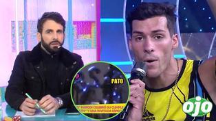 """""""Es un tema penal"""": Patricio Parodi evalúa demandar a programa de Rodrigo González por grabar su fiesta"""