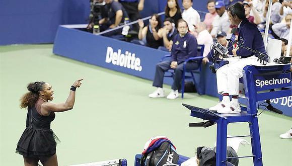 """Osaka gana su primer Grand Slam a """"desquiciada"""" Serena Williams"""