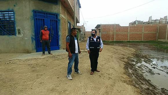 Lambayeque: camal que atentaba contra la salud pública fue clausurado en José L. Ortiz (Foto: Municipalidad JLO)