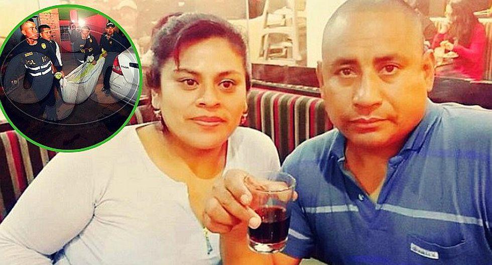 """Exmilitar que mató de un balazo a mujer frente a sus cuatro hijos: """"Solamente la quise asustar"""" (FOTOS)"""